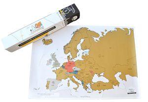 MAPA RASCABLE EUROPA - UNITED