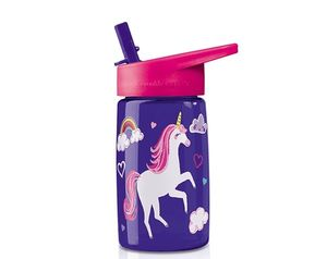BOTELLA UNICORNIO ECO KIDS