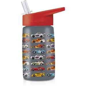 BOTELLA COCHES CARRERAS ECO KIDS