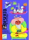 JUEGO DE CARTAS DESERTO DJECO