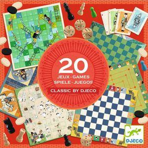 20 JUEGOS CLASICOS