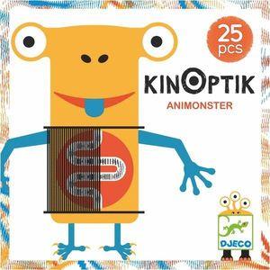 CONSTRUCCION KINOPTIK ANIMONSTER