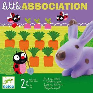 LITTLE ASSOCIATION - JUEGO DE ASOCIACIÓN