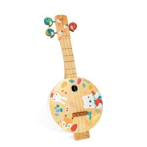 INSTRUMENTO MUSICAL BANJO PURE