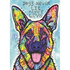 PUZZLE 1000 PIEZAS DOGS NEVER LIE ABOUT LOVE JOLLY PETS