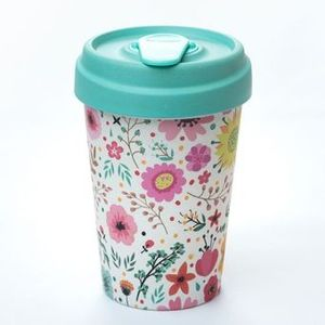 BAMBOO CUP FLORES