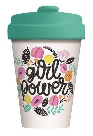 BAMBOO CUP GIRL POWER