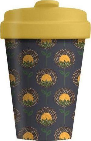 BAMBOO CUP SUN FLOWERS