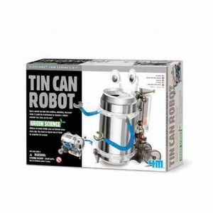 ROBOT SODA TIN CAN