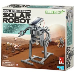 ROBOT SOLAR GREEN SCIENCE