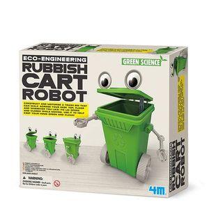 ROBOT CUBO DE BASURA