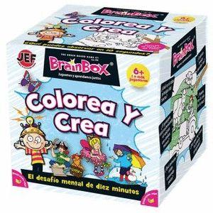 COLOREA Y CREA BRAINBOX
