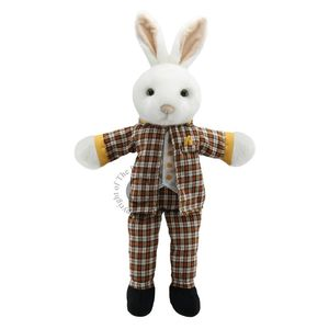 MARIONETA MR RABBIT - DRESSED ANIMALS