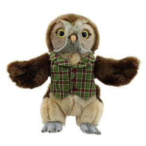 MARIONETA OWL - DRESSED ANIMALS