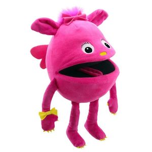 MARIONETA PINK - BABY MONSTERS