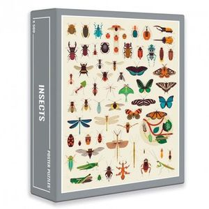 PUZZLE INSECTS 500 PIEZAS