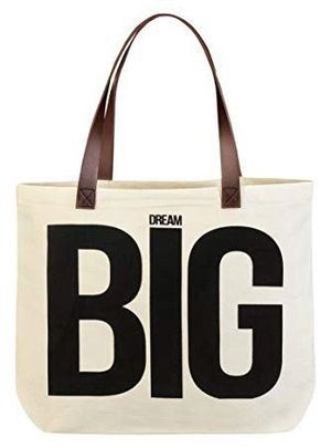 BOLSA TELA DREAM BIG