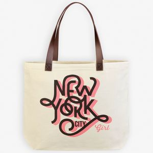BOLSA TELA NEW YORK CITY