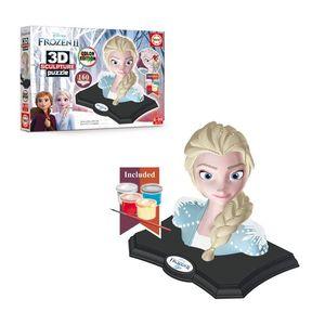 PUZZLE 3D FROZEN II