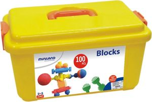 MALETA INTERSTAR BLOCKS 100 PIEZAS