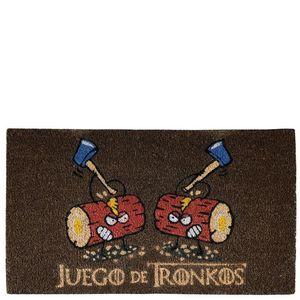 FELPUDO KUKUXUMUSU 'JUEGO DE TRONCOS'