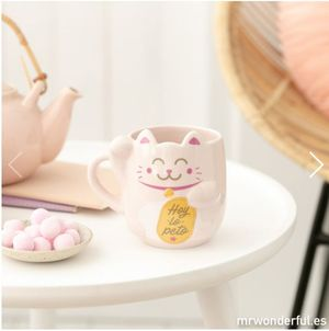 TAZA MANEKI-NEKO - LUCKY COLLECTION