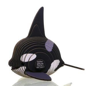MINI PUZZLE 3D ORCA EUGY