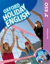 HOLIDAY ENGLISH 3º ESO: STUDENT'S PACK SPANISH 3RD EDITION