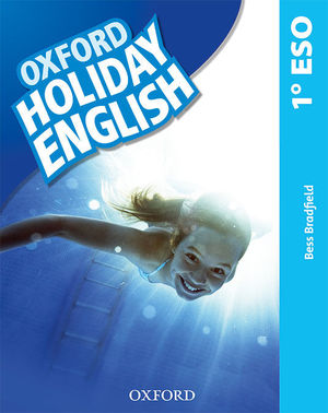 HOLIDAY ENGLISH 1.º ESO. STUDENT'S PACK 3RD EDITION. REVISED EDITION