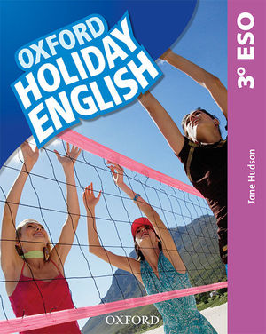 HOLIDAY ENGLISH 3.º ESO. STUDENT'S PACK 3RD EDITION. REVISED EDITION