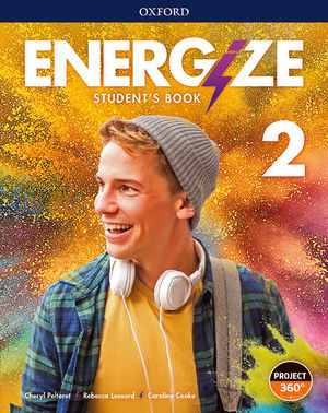 ENERGIZE 2. STUDENT'S BOOK.