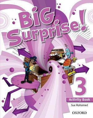 BIG SURPRISE! 3. ACTIVITY BOOK + STUDY SKILLS BOOKLET