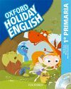 HOLIDAY ENGLISH 1º PRIMARIA: PACK SPANISH 3RD EDITION
