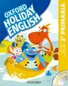 HOLIDAY ENGLISH 2º PRIMARIA: PACK SPANISH 3RD EDITION