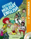 HOLIDAY ENGLISH 5º PRIMARIA: PACK SPANISH 3RD EDITION