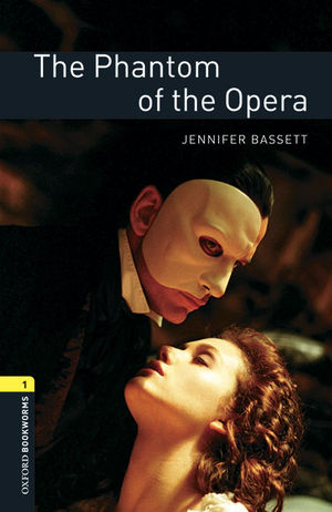 OXFORD BOOKWORMS 1. THE PHANTOM OF THE OPERA MP3 PACK