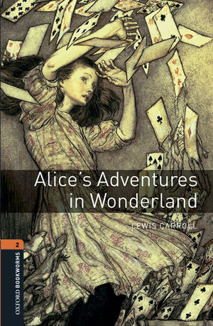OXFORD BOOKWORMS 2. ALICE'S ADVENTURES IN WONDERLAND MP3 PACK