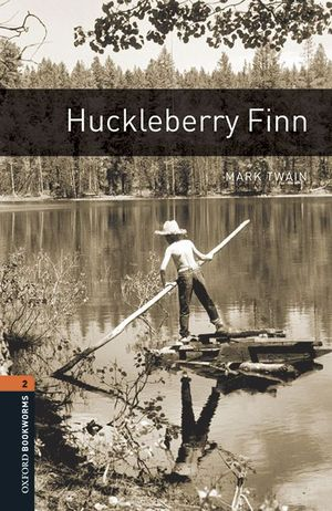 OXFORD BOOKWORMS LIBRARY 2. HUCKLEBERRY FINN MP3 PACK