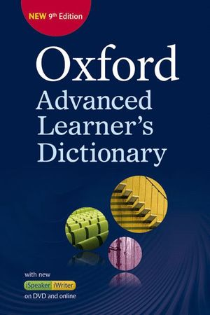 OXF ADV LEARNER'S DICT 9E PB+DVD-R+OL AC