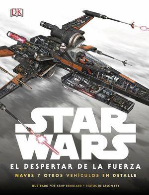 NAVES Y OTROS VEHICULOS.(DEPERTAR DE LA FUERZA).(STAR WARS)