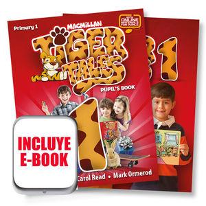 TIGER 1 PB PK (EBOOK+SKILLS TR)