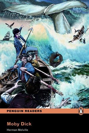 PENGUIN READERS 2: MOBY DICK BOOK & MP3 PACK