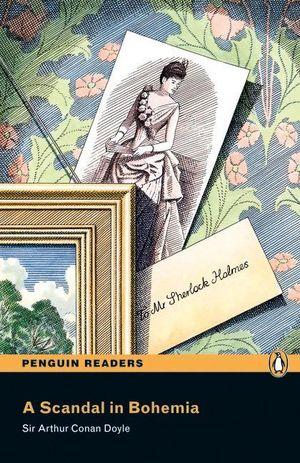 PENGUIN READERS 3: SCANDAL IN BOHEMIA BOOK & MP3 PACK