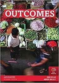 OUTCOMES ADVANCED STUDENTS BOOK + ACCESS CODE + CLASS DVD + WRITING & VOCA