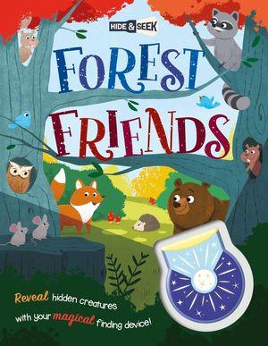 HIDE-AND-SEEK FOREST FRIENDS (MAGICAL LIGHT BOOK)