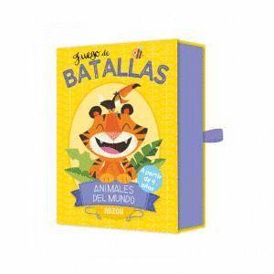 JUEGO DE CARTAS DE BATALLAS