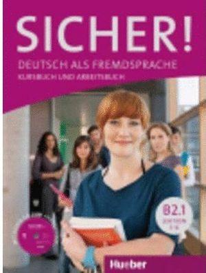 SICHER! B2.1 KURSBUCH+ARBEITSCBUCH