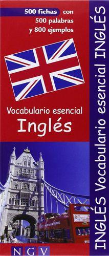 VOCABULARIO INGLES ESENCIAL