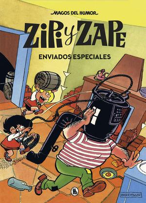 ZIPI Y ZAPE. ENVIADOS ESPECIALES