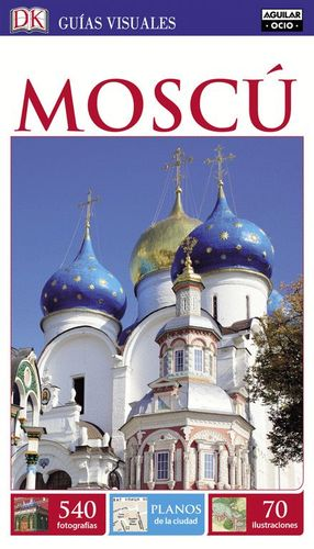 MOSCÚ (GUÍAS VISUALES)